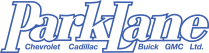 Park Lane Chevrolet Cadillac Buick GMC Logo